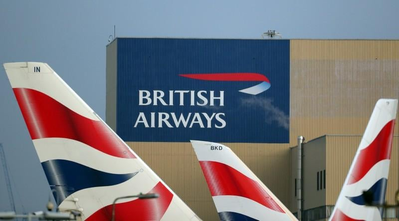 British Airways says Heathrow flights hit by computer problems
