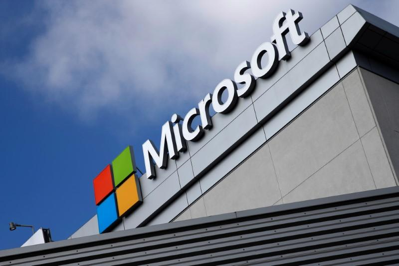 Microsoft quarterly results beat as cloud revenue soars