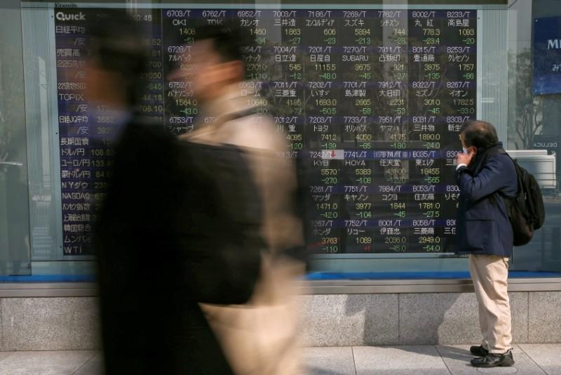 Asia stocks subdued as European trade fears flare, Trump comments hit dollar