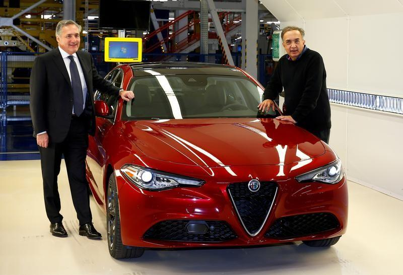 Fiat Chrysler loses another executive after Marchionne illness