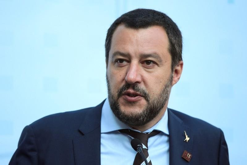 Italys Salvini protests after Christian magazine likens him to Satan