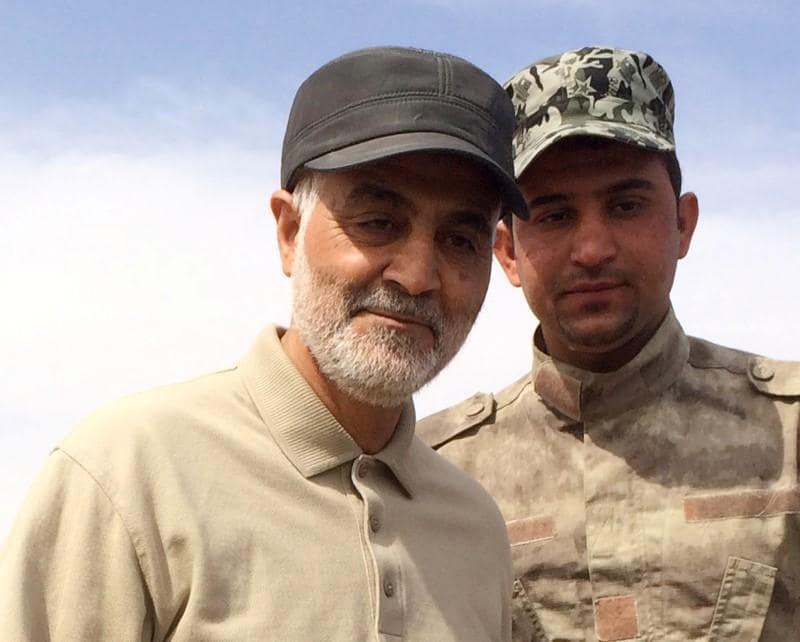 Iran's special forces chief warns Trump: