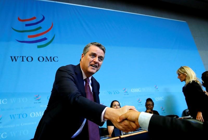Chinese WTO envoy says China won't bow to U.S. demonisation