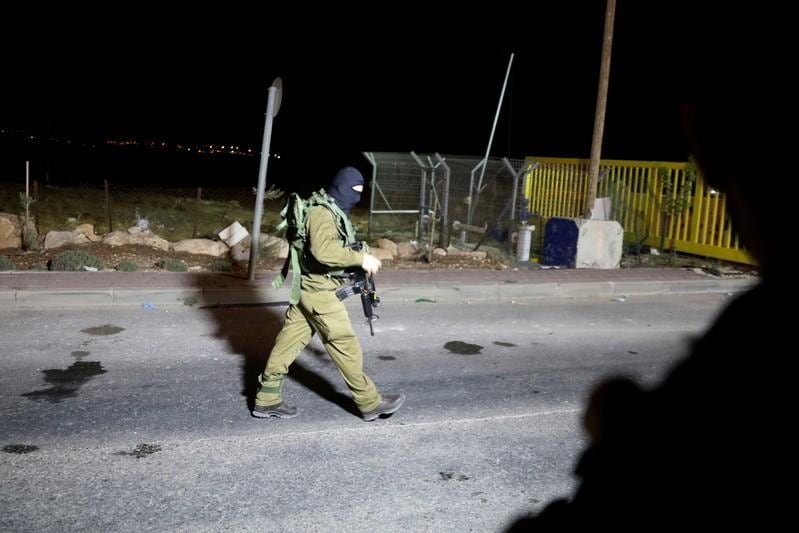 Palestinian knife attack kills Israeli in the West Bank, assailant dead