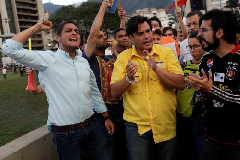 Venezuela lawmaker who decried health crisis flees, denouncing threats