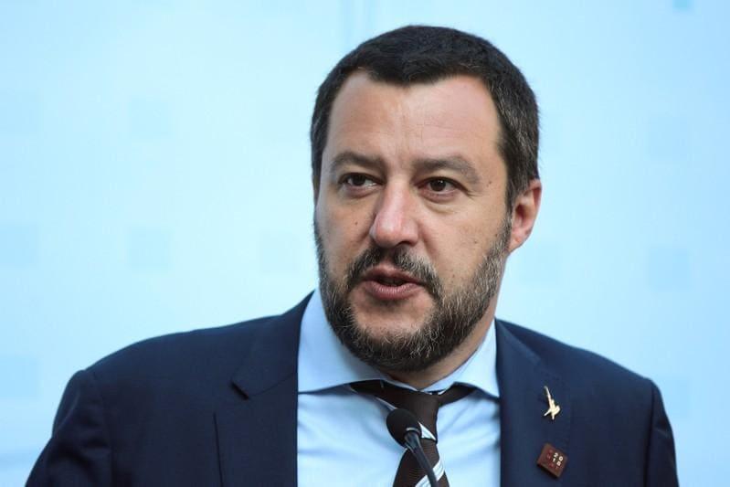 Italian far right's Salvini under fire after black athlete hurt in attack