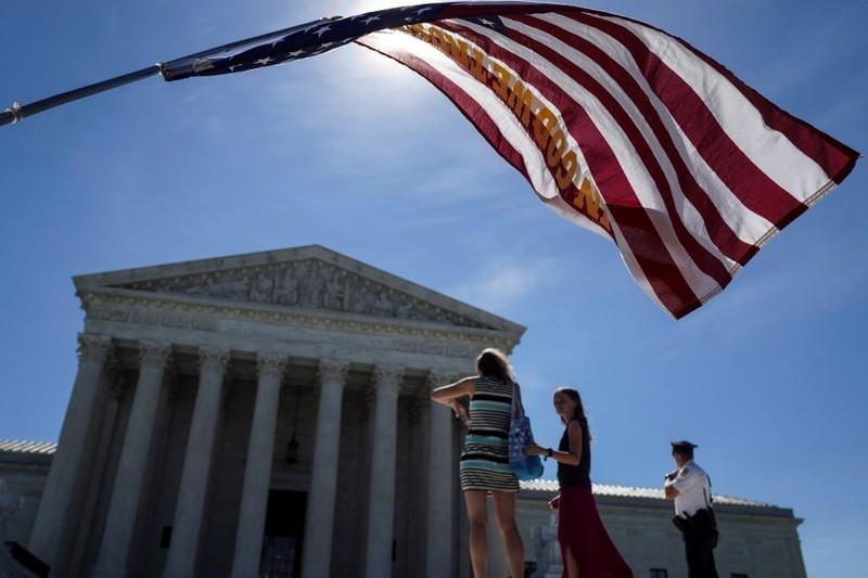 U.S. Supreme Court rejects Trump bid to halt climate change case