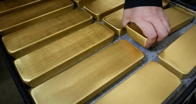 Gold Prices Ease Ahead Of US Jobs Report