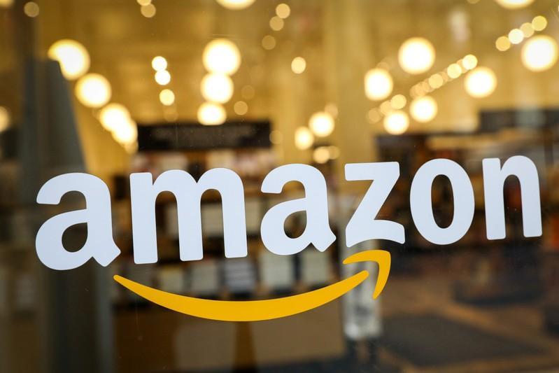 Refile: UK competition regulator puts brake on Amazons Deliveroo deal