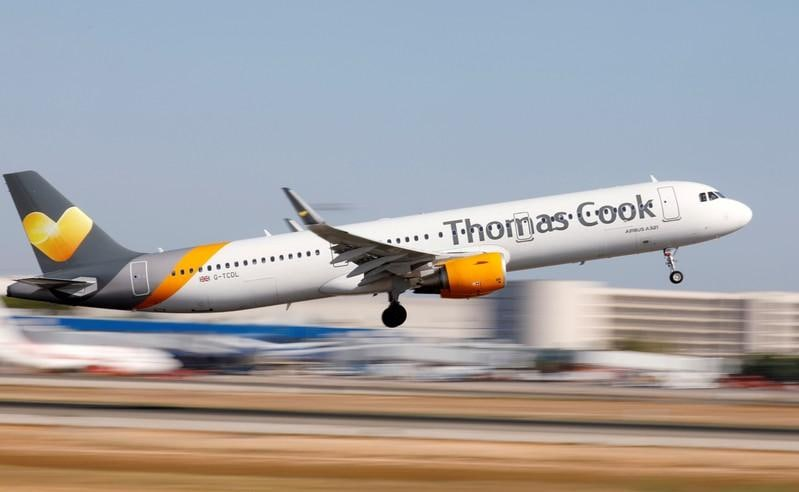 Thomas Cook enlists Chinas Fosun to salvage oldest travel firm