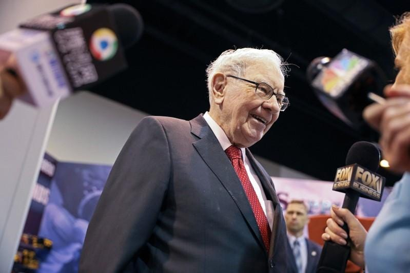 Warren Buffett's charity lunch postponed after cryptocurrency promoter falls ill