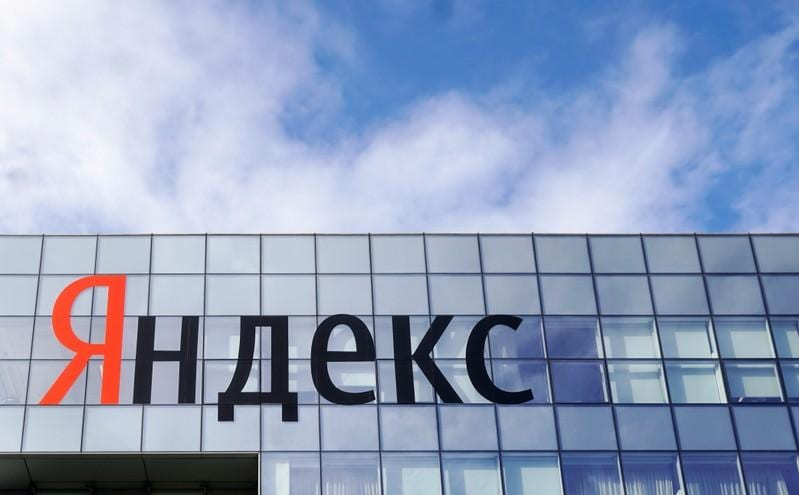 Russias Yandex shares bounce after criticism of draft foreign ownership law