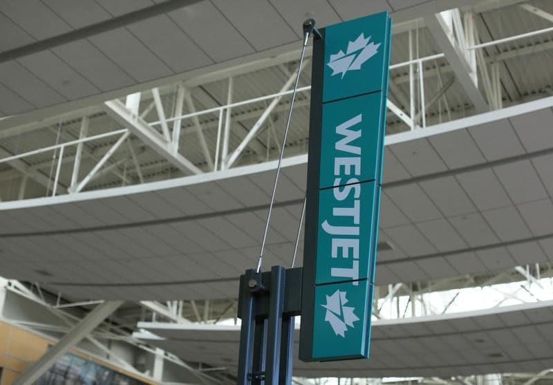 Canadas WestJet Airlines schedule without Boeing 737 MAX until Nov. 4