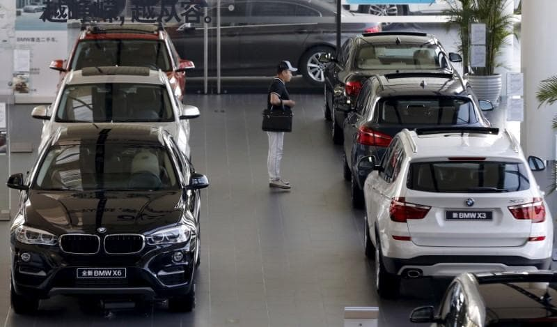 BMW delays Chinese deliveries of X4 vehicles to fix brake issue