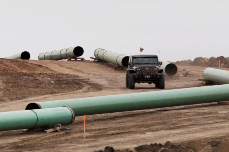 Energy executives lament Trump tariffs as costs rise on pipeline projects