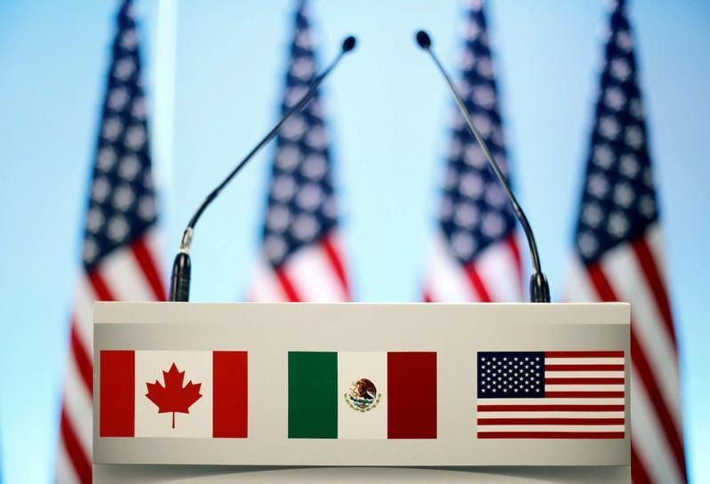 U.S.-Mexico bilateral NAFTA issues may be resolved next week-minister