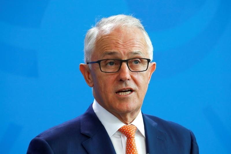 Australian prime minister declares leadership open: spokesman