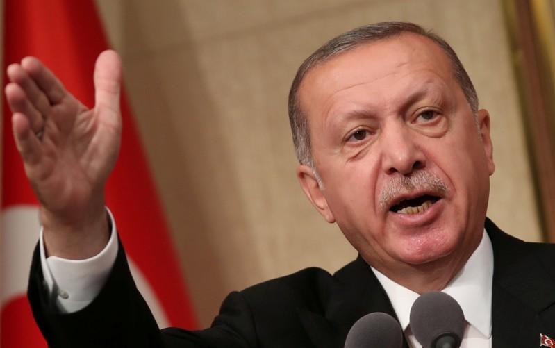 Exclusive: Bolton remarks proof U.S. targeting Turkey in economic war - Erdogan spokesman