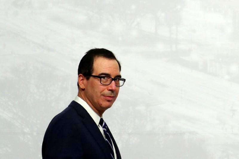 Mnuchin says trade deal with Canada possible this week - CNBC