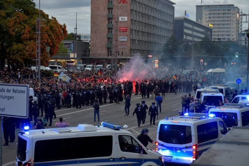 Germany probes leak of arrest warrant after Chemnitz stabbing