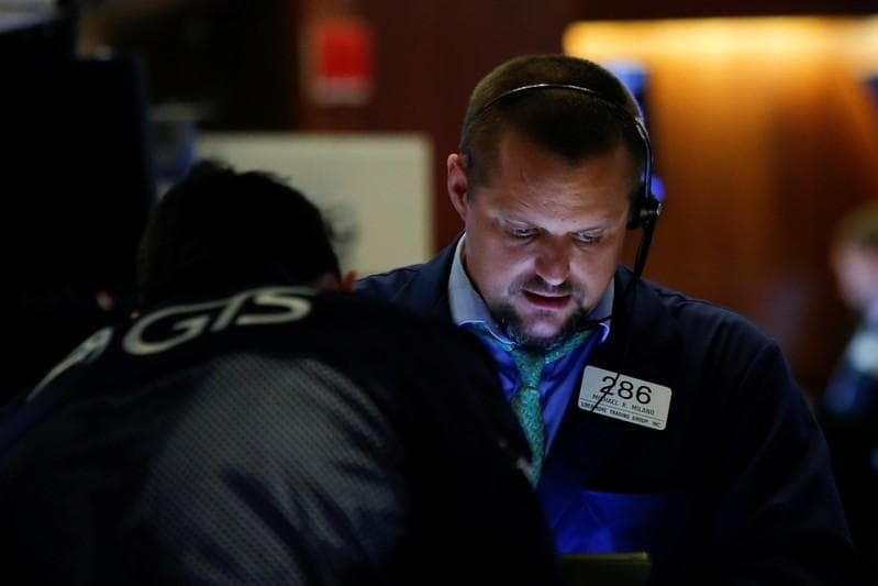 SP 500 Dow gain as upbeat retail sales offset recession fears