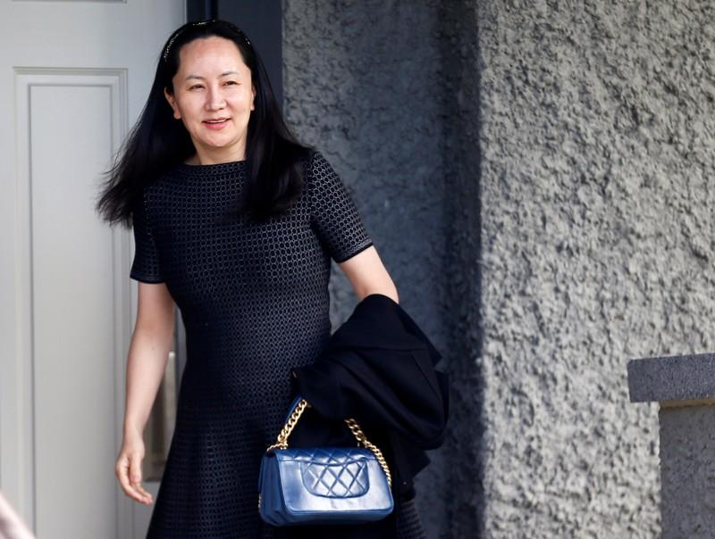 China blames Canada for difficulties in relationship demands Huawei executive be freed