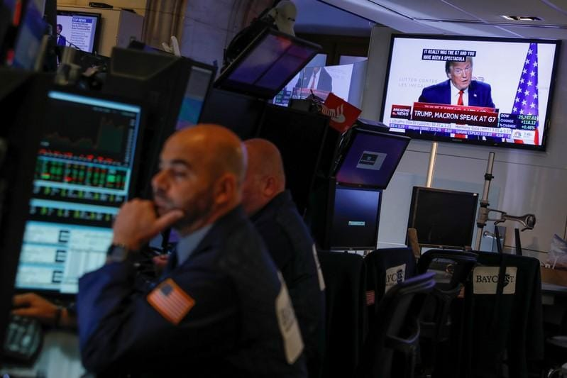 Trumps aggressive mixed signals on China whiplash Wall Street