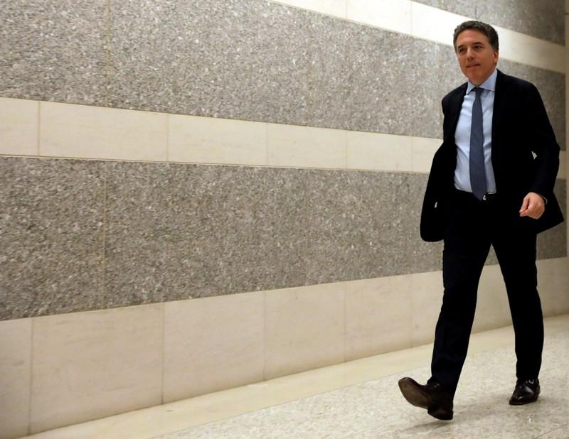 Crisis-hit Argentina hopes for improved IMF deal this month