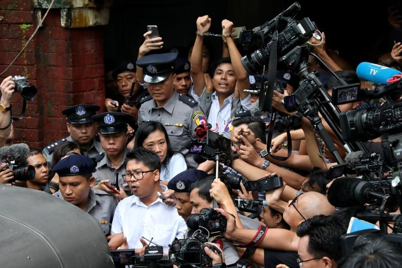 Myanmar army, government aim to silence independent journalism: U.N.