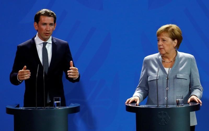 Austria, Germany agree on need to avoid hard Brexit: Kurz