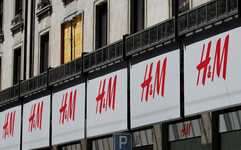 H&M shares jump as logistics revamp helps speed sales