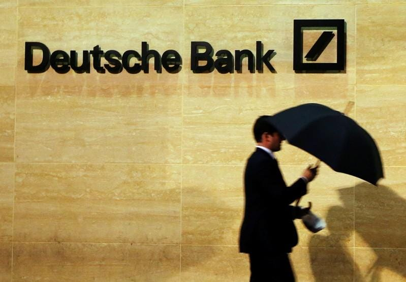Deutsche Bank to move assets from London to Frankfurt after Brexit