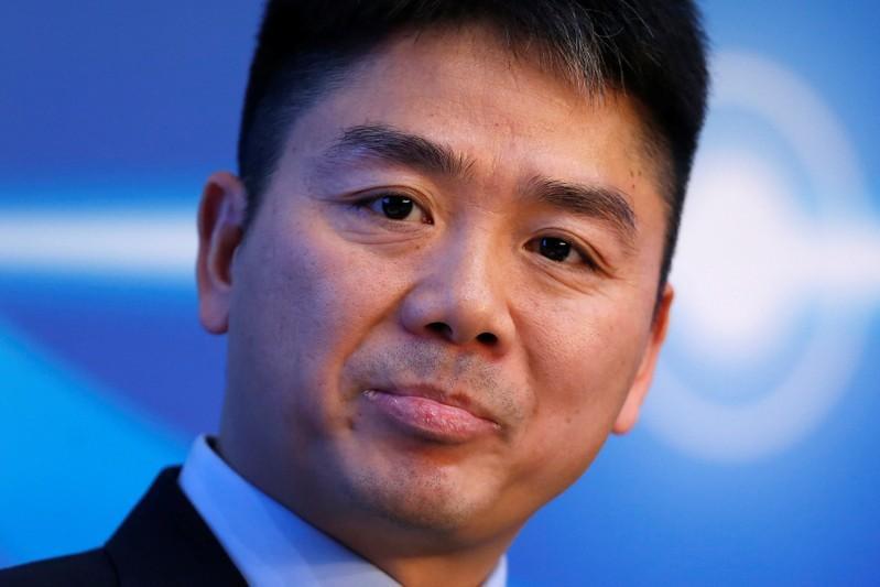 JD.com CEO, under investigation for rape allegation, skips China forum