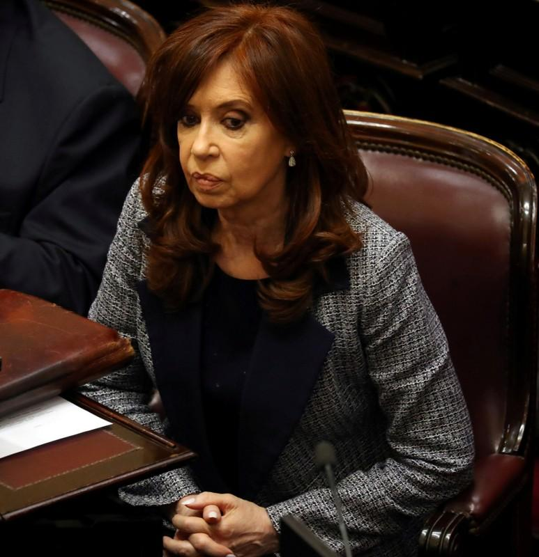 Former Argentina president indicted on corruption charges