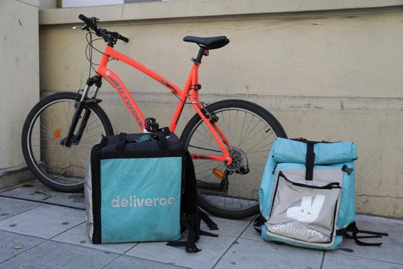Amazon made two moves for Deliveroo, one nine months ago: Telegraph