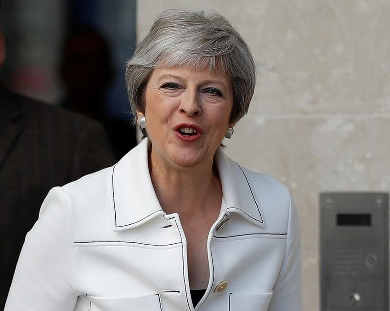 PM May: No-deal Brexit better than current EU offer