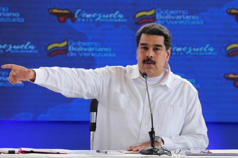 Venezuela's Maduro heads to New York, Trump says open to meeting