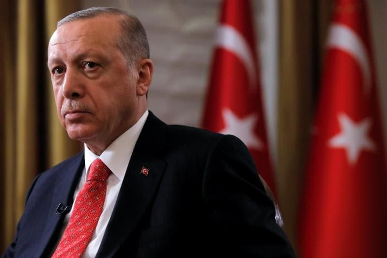 Turkey's Erdogan calls on Germany to list Gulen group as terrorist