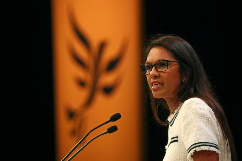 Brexit challenger Gina Miller: UK's battle over EU membership must end