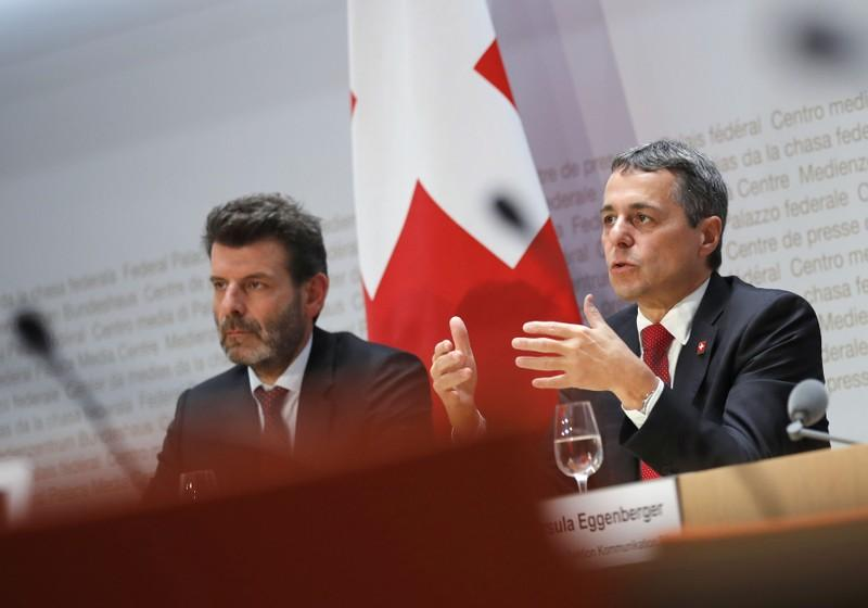 Swiss on collision course with EU as treaty talks stall