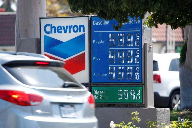 Chevron CEO Saudi oil strikes wont have much shortterm impact on US oil production