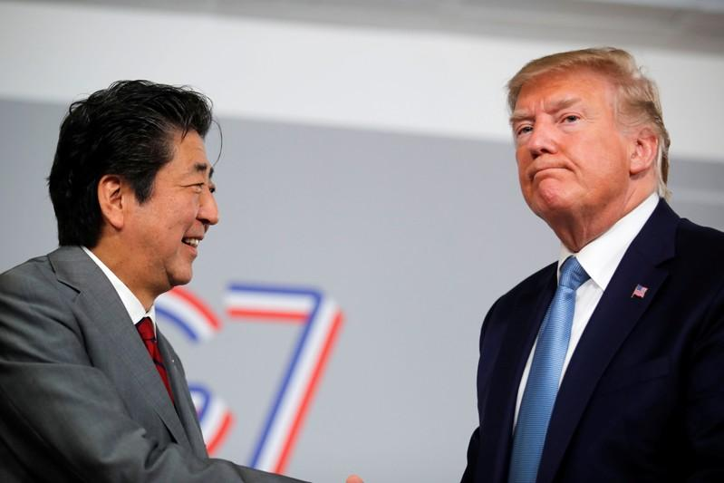 Trump says US reaches trade deal with Japan