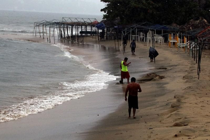 Tropical Storm Lorena threatens to dump rain on Mexicos Los Cabos