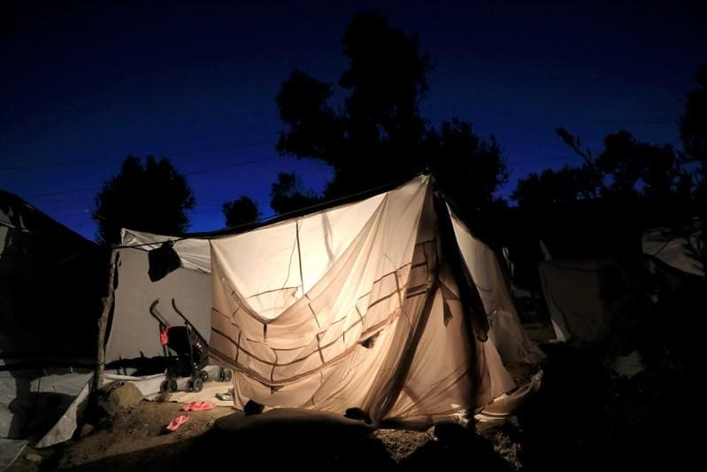 For women in Greek migrant camps, even showers are unsafe: Amnesty