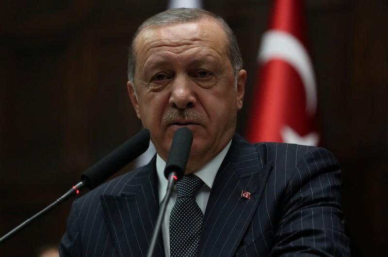 Turkey's Erdogan tells ministers to stop using U.S. firm McKinsey