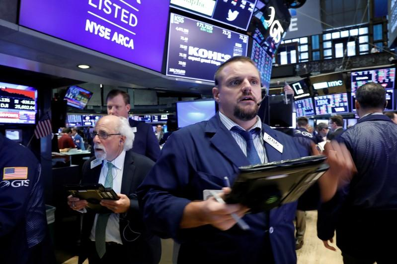 Wall St. indexes choppy after minutes showed united Fed