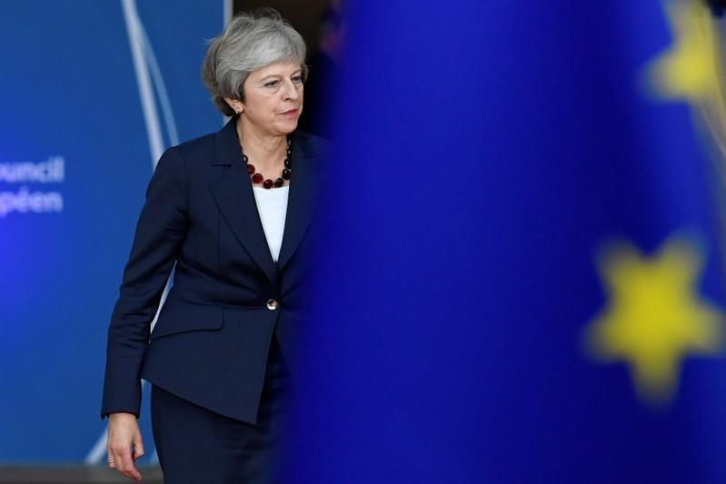 British PM May says Brexit deal is achievable