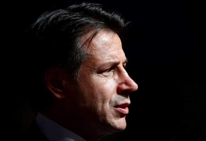 Italy's Conte sees no scope to change 2019 budget plan