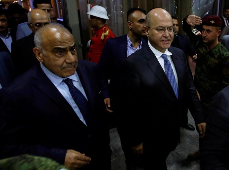 Iraq PM-designate to present new cabinet for approval next week: statement