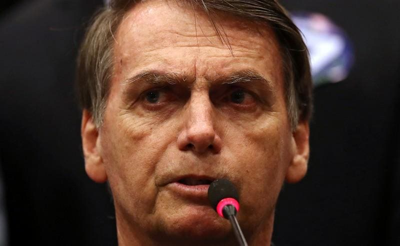 Brazil's Bolsonaro denies illicit campaign finance accusation